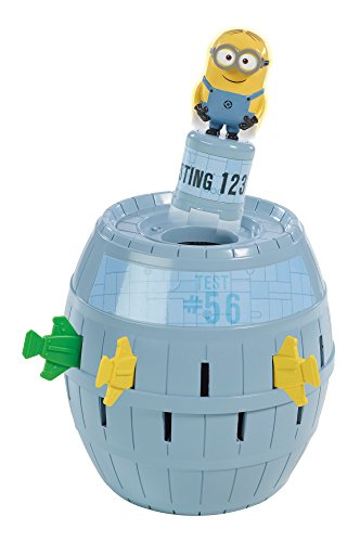 Despicable Me Motor Mischief Building Kit Gift Toy for Kids By Mega Bloks Minion
