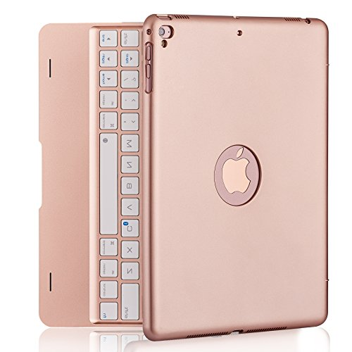 "ROSE GOLD PINK SAND MIST BLUE Genuine Apple Smart Cover for 10.5/"" iPad Pro"