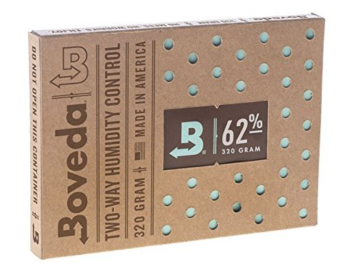 67g Boveda 62/% HumidityControl HumidiPak Hygro-Pack