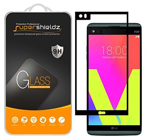 LG V20 Screen Protector,TANTEK Anti-Bubble,HD Ultra Clear,Scratch