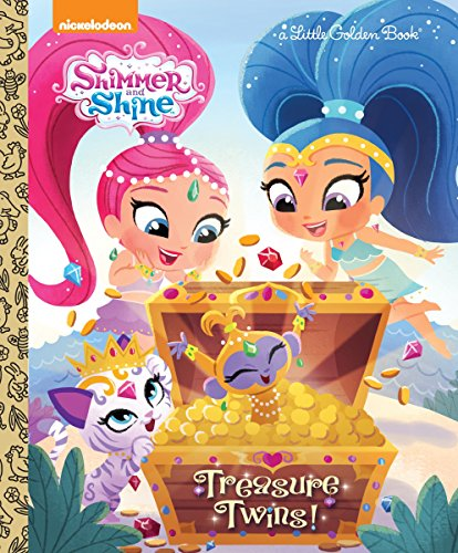 Wish Upon A Sleepover Shimmer And Shine Little Golden Book