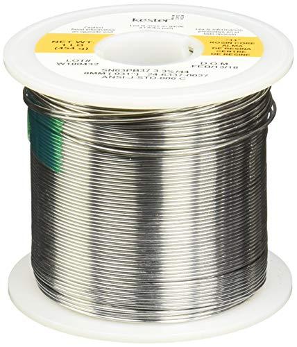 "Solder Wire Tin Lead Rosin Core Flux Iron Welding Tool 63//37 0.031/"" Diameter"